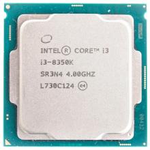 Процессор Intel Core i3-8350K