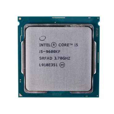 Процессор Intel Core i5-9600KF Coffee Lake (3700MHz, LGA1151 v2, L3 9216Kb) OEM