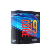 Процессор Intel Core i9-9900KF Coffee Lake (3600MHz, LGA1151 v2, L3 16386Kb) BOX
