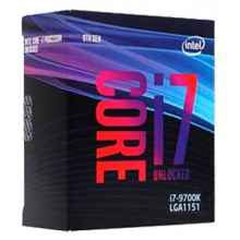 Процессор Intel Core i7-9700K Coffee Lake (3600MHz, LGA1151 v2, L3 12288Kb) BOX