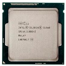 Процессор Intel Celeron G1840 Haswell (2800MHz, LGA1150, L3 2048Kb) (Уценка)