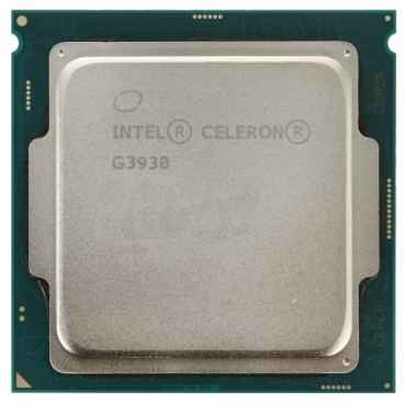 Процессор Intel Celeron G3930 Kaby Lake (2900MHz, LGA1151, L3 2048Kb) OEM