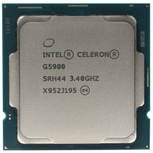 Процессор Intel Celeron G5900, OEM