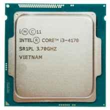 Процессор Intel Core i3-4170 Haswell (3700MHz, LGA1150, L3 3072Kb) OEM