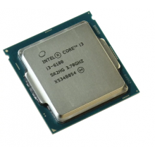 Процессор Intel Core i3-6100 Skylake (3700MHz, LGA1151, L3 3072Kb) (Уценка)