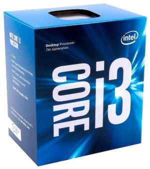 Процессор Intel Core i3-7100 Kaby Lake (3900MHz, LGA1151, L3 3072Kb) BOX