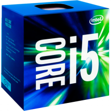 Процессор Intel Core i5-7400 Kaby Lake (3000MHz, LGA1151, L3 6144Kb) BOX