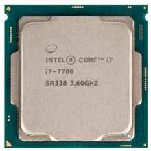 Процессор Intel Core i7-7700 Kaby Lake (3600MHz, LGA1151, L3 8192Kb) OEM