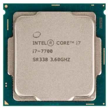 Процессор Intel Core i7-7700 Kaby Lake (3600MHz, LGA1151, L3 8192Kb) OEM