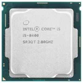 Процессор Intel Core i5-8400 Coffee Lake (2800MHz, LGA1151 v2, L3 9216Kb) OEM
