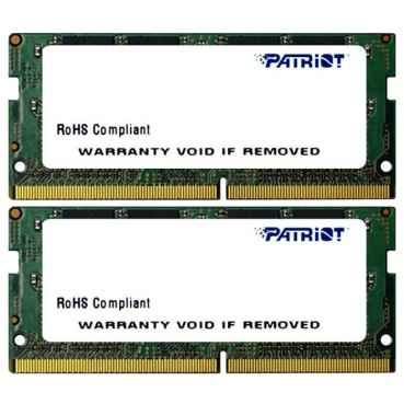 Оперативная память Patriot Memory 16Gb Kit DDR4 SODIMM PSD416G2133SK