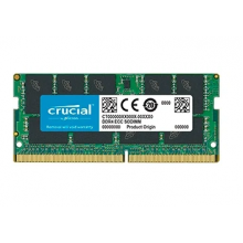 Оперативная память 16 ГБ 1 шт. Crucial CT16G4TFD8266 ECC