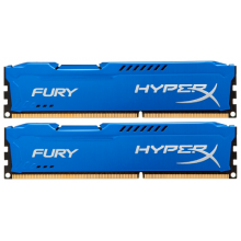 Оперативная память 8 GB 2 шт. HyperX Fury HX318C10FK2/16
