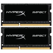 Оперативная память Kingston 16Gb DDR3L 2133 SODIMM HyperX HX321LS11IB2K2/16