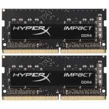 Оперативная память 16 GB 2 шт. HyperX Impact HX424S14IBK2/32