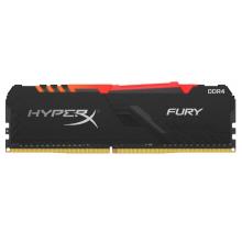 Оперативная память 16 GB 3200Mhz 1 шт. HyperX Fury RGB HX432C16FB3A/16