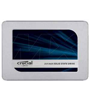 "Жесткий диск SSD 2.5"" 1000Gb Crucial MX500 CT1000MX500SSD1"