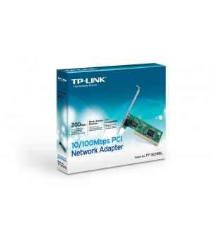 TP-Link Сетевой адаптер TF-3200, интерфейс PCI, 100 Мбит/с, чипсет Realtek