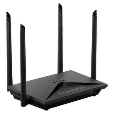Wi-Fi роутер D-link DIR-853, черный