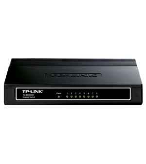TP-Link Коммутатор TL-SG1008D, 8 портов Ethernet 1000 Мбит/с