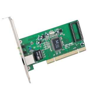 TP-Link Сетевой адаптер TG-3269, интерфейс PCI, 1000 Мбит/с, чипсет Realtek