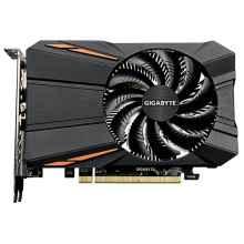 Видеокарта GIGABYTE GeForce GTX 1050 Ti D5 4G (rev1.0/rev1.1/rev1.2) (GV-N105TD5-4GD)