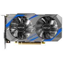 Видеокарта KFA2 GeForce GTX 1050 Ti (1-Click OC) 4GB (50IQH8DSQ31K), Retail