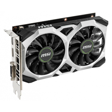Видеокарта MSI GeForce GTX 1650 1740MHz PCI-E 3.0 4096MB 8000MHz 128 bit DVI DisplayPort HDMI HDCP VENTUS XS OC