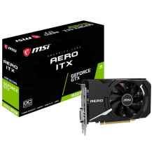 Видеокарта MSI PCI-E GTX 1650 SUPER AERO ITX OC
