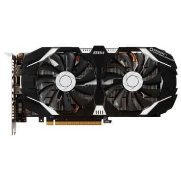 Видеокарта MSI GeForce GTX 1060 1544Mhz PCI-E 3.0 3072Mb 8008Mhz 192 bit DVI HDMI HDCP (GTX 1060 3GT OC)