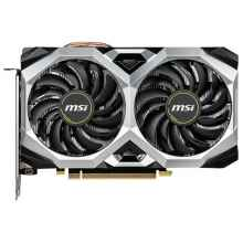 Видеокарта MSI GeForce RTX2060 VENTUS XS 6G OC
