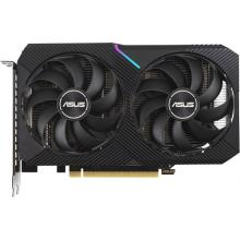 Видеокарта Asus GeForce RTX 3060 Ti Dual V2 OC Mini LHR (DUAL-RTX3060TI-O8G-MINI-V2)