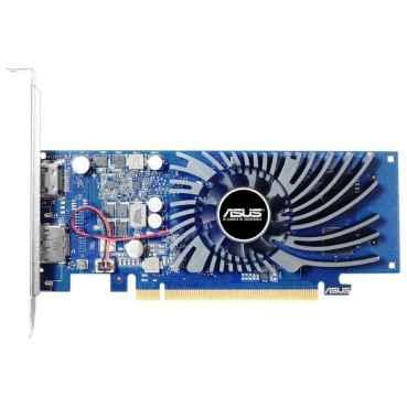 Видеокарта ASUS GeForce GT 1030 1228Mhz PCI-E 3.0 2048Mb 6008Mhz 64 bit HDMI HDCP GT1030-2G-BRK