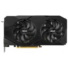 Видеокарта ASUS Dual GeForce RTX 2060 OC EVO 6GB (DUAL-RTX2060-O6G-EVO)
