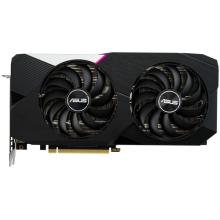 Видеокарта ASUS Dual GeForce RTX 3060 Ti OC 8GB (DUAL-RTX3060TI-O8G-V2)