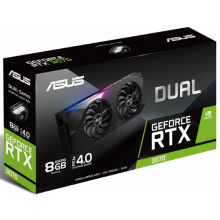 Видеокарта ASUS GeForce RTX 3070 DUAL OC 8GB (DUAL-RTX3070-O8G)