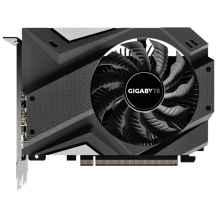 Видеокарта GIGABYTE GeForce GTX 1650 1680MHz PCI-E 3.0 4096MB 8002MHz 128 bit 2xHDMI HDCP MINI ITX OC