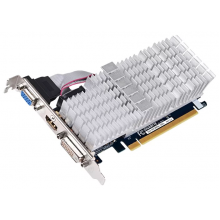 Видеокарта GIGABYTE GeForce GT 730 902Mhz PCI-E 2.0 2048Mb 1800Mhz 64 bit DVI HDMI HDCP Silent (GV-N730SL-2GL )