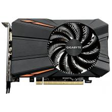 GIGABYTE Radeon RX 560 1199Mhz PCI-E 3.0 4096Mb 7000Mhz 128 bit DVI HDMI HDCP OC