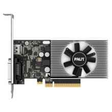 Видеокарта Palit GeForce GT 1030 PA-GT1030 2GD4 2ГБ GDDR4 Retail