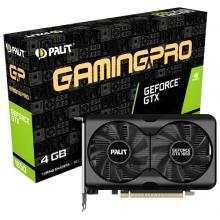 Видеокарта Palit GeForce GTX 1650 GP 4GB (NE6165001BG1-1175A)