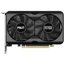Видеокарта Palit GeForce GTX 1650 GP OC 4GB (NE61650S1BG1-1175A)
