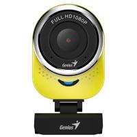 Веб-камера Genius QCam 6000 Yellow