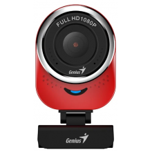 Веб-камера Genius QCam 6000 red