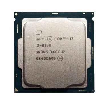 Процессор Intel Core i3-8100, OEM (Уценка)