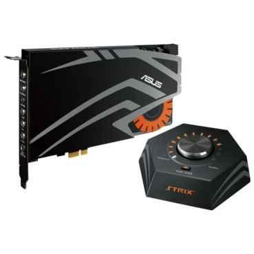 Внутренняя звуковая карта с дополнительным блоком ASUS Strix Raid PRO (Уценка)